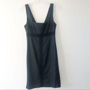 BEBE GRAY/BLACK DRESS 4